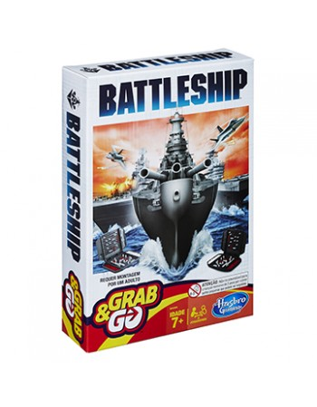 JG GRAB & GO BATTLESHIP / B0995