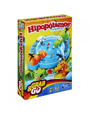 JG GRAB & GO HIPOPOTAMO COMILAO / B1001