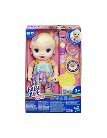 BABY ALIVE LANCHINHOS LOIRA/C2697-E5841