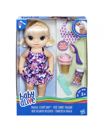 BABY ALIVE SOBREMESA MAG LOIRA/C1090