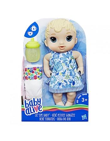 BABY ALIVE HORA DO XIXI LOIRA/E0385