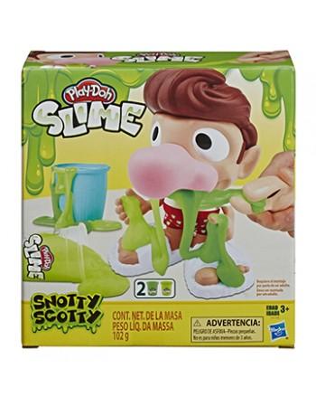 PLAY-DOH SLIME SNOTTY SCOTTY /E6198