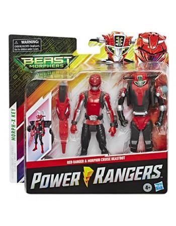 "FIG 6\"" POWER RANGERS C/2 BEASTBOT/E7270"