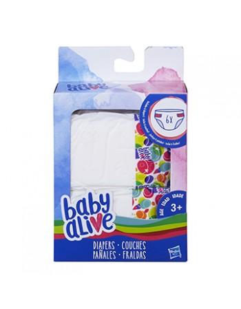 REFIL BABY ALIVE FRALDAS/A8582-C2723