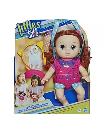 BABY ALIVE LITTLES ESTILOSA C/ACES/E6646