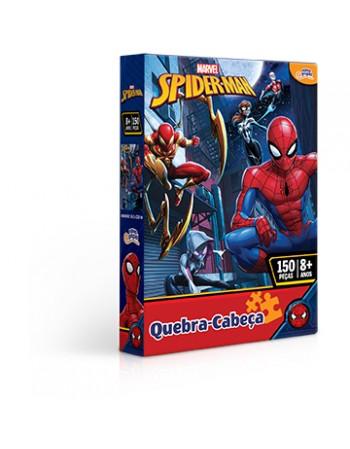 NP QUEBRA-CABECA 150 PCS HOMEM ARANHA / 8014