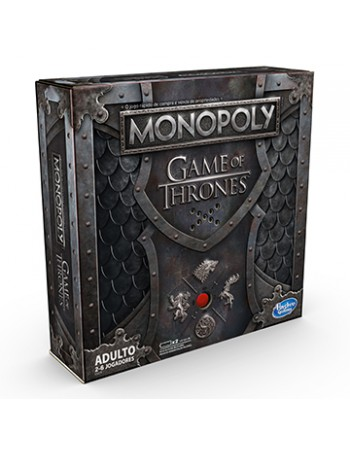 JG MONOPOLY GAME OF THRONES/E3278