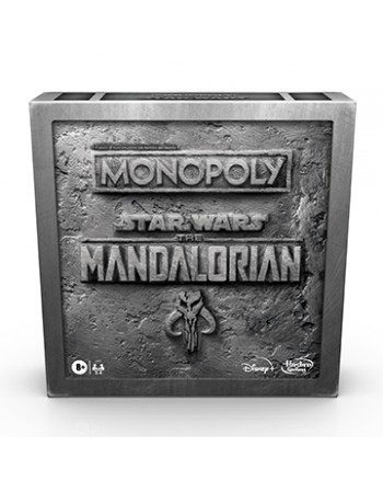 *JG MONOPOLY MANDALORIAN/F1276