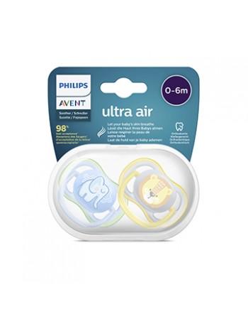 CHUP ULTRA AIR 0-6 DECO MENINOS DUP/SCF085/01