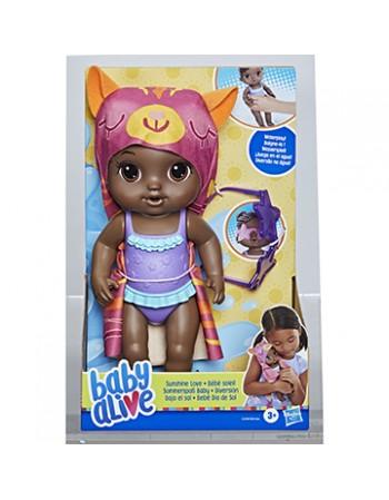 BABY ALIVE SUNSHINE LOVE NEGRA/F2570
