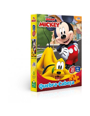 NP QUEBRA-CABECA 30 PCS MICKEY / 8021
